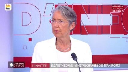 Elisabeth Borne - Public Sénat vendredi 28 juin 2019