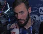 """Euro (Espoirs) - Tousart : """"Il y a eu un déficit physique sur ce match..."""""""