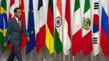 G20 Leaders' Summit in Japan