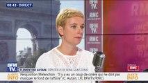 """Présidentielles: Clémentine Autain """"souhaite construire un large rassemblement qui nous permette de compter"""""""