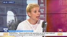"""Clémentine Autain: """"Il faut davantage taxer le kérosène"""""""