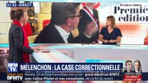 L'édito de Christophe Barbier: Mélenchon, la case correctionnelle