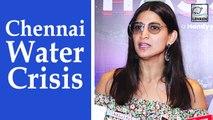 Aahana Kumra Reacts On Chennai Water Crisis