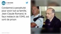 Jean-Claude Romand, le faux médecin qui avait tué toute sa famille, est sorti de prison cette nuit après 26 ans de détention