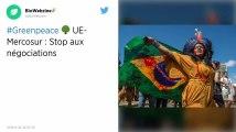 Emmanuel Macron ne signera pas le pacte commercial UE/Mercosur si le Brésil quitte l'accord de Paris