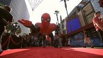 """""""Spider-man"""" voyage en Europe et débarque sur nos écrans"""