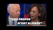 Débat démocrate: Kamala Harris interpelle Joe Biden sur la ségrégation raciale