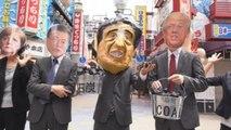 Grupos ecologistas reclaman al G20 en Osaka medidas climáticas más ambiciosas