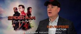 SPIDER-MAN- LEJOS DE CASA Película - El final de la Saga Infinity.