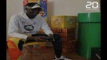 Le youtubeur Youssoupha Diaby nous a présenté le nouveau Super Mario Maker (et c'est hyper dur)
