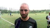"Fouad Karchaoui : ""le foot"