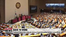 National Assembly on track to normalization