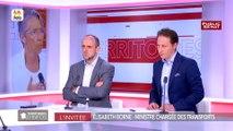Best Of Territoires d'Infos  - Invitée politique : Elisabeth Borne (28/06/19)