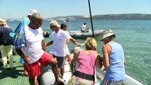Reportage réalisé à la 1ère édition de Mille bateaux pour l'étang de Berre