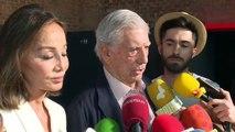 Isabel Preysler y Mario Vargas Llosa hablan de su fogoso amor