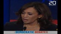 «Cette petite fille, c'était moi», Kamala Harris met Joe Biden K.O. lors du débat
