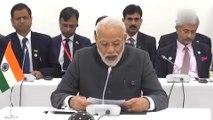 BRICS દેશોની બેઠકમાં મોદીએ આતંકવાદને ગણાવ્યો માનવતા માટેનો સૌથી મોટો ખતરો
