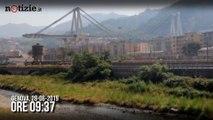 Il Ponte Morandi non c'è più: le immagini della demolizione | Notizie.it
