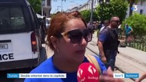 Tunisie : un double attentat secoue la capitale