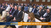 """Central African Republic: """"Hypocrisy"""" of peace agreements [The Morning Call]"""