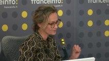 Caroline Roux: «Présenter le JT?Ça doit être un exercice passionnant mais trop solitaire pour moi»
