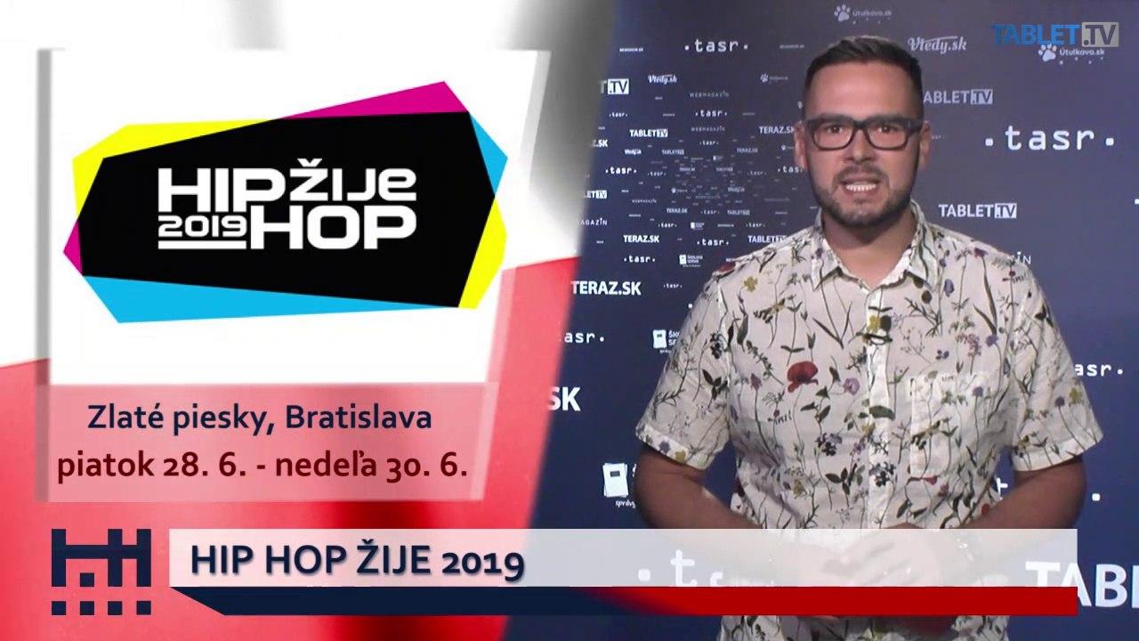 """POĎ VON: Koncert Stinga a """"Hip Hop žije"""""""