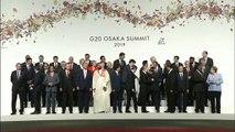 World leaders meet as G20 summit begins in Osaka