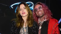 Wait, Bella Thorne was secretly 'married' to rapper Mod Sun?