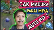 Mobile Legends Tutorial Unfaedah - Auto Nangid