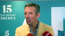Joaquín Prat aclara los rumores sobre su divorcio