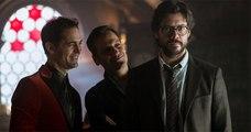 La saison 4 de La Casa de Papel a été officialisée, avant même le lancement de la saison 3