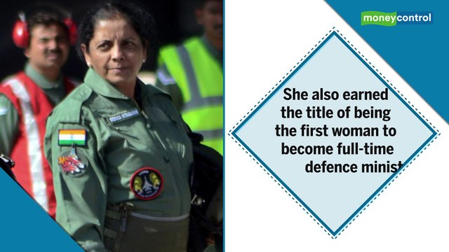 Nirmala Sitharaman: The woman who shattered the glass ceiling not once but twice