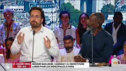 Mounir Mahjoubi - RMC vendredi 28 juin 2019