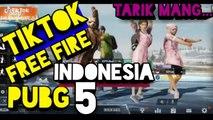 TIK TOK FREE FIRE DAN PUBG INDONESIA 5