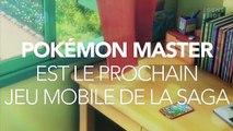 Pokémon Masters : On en sait plus sur le prochain jeu mobile Pokémon grâce à ces 8 min de gameplay