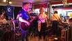 Vince & The Huby's chante Eugénie Le Sommer