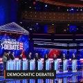 Biden under attack as 2020 Democrat rivals urge passing of torch