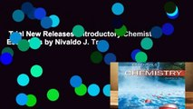 Trial New Releases  Introductory Chemistry Essentials by Nivaldo J. Tro