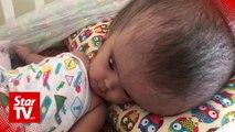 Baby Nur Umairah needs help