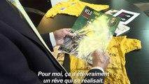 """""""Le maillot jaune a changé ma vie"""": Jacques Marinelli, 93 ans"""