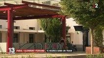 Paris-Clermont-Ferrand : la nuit interminable des voyageurs du train