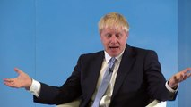 Boris: I don't remember calling the French 'turds'