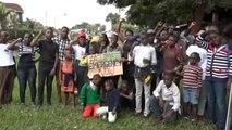 Ouganda, ENGAGEMENT DES JEUNES POUR LE CLIMAT