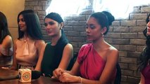 Binibining Pilipinas 2019 queens support passage of SOGIE equality bill