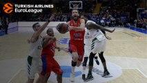 #ELStatsWeek: CSKA, best playoffs scoring average