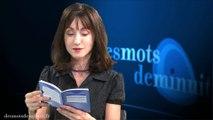 """Incognita incognita..."" - Les lectures d'Alexandra - Des mots de minuit"