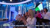 Francesco Gabbani in diretta da Kiev @ La Vita In Diretta