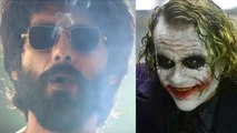 Kabir Singh: Shahid Kapoor gets trolled, Compared with Joker; Check Out   FilmiBeat