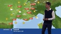 """Votre météo du samedi 29 juin : """"Un soleil de plomb"""""""