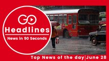 Top News Headlines of the Hour (28 June, 5 PM)